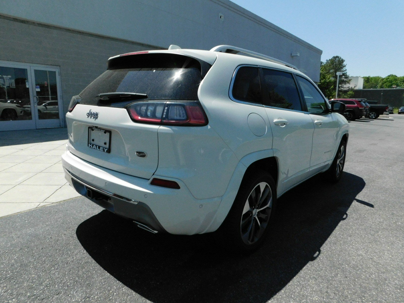 New 2019 JEEP Cherokee Overland Sport Utility in Richmond D