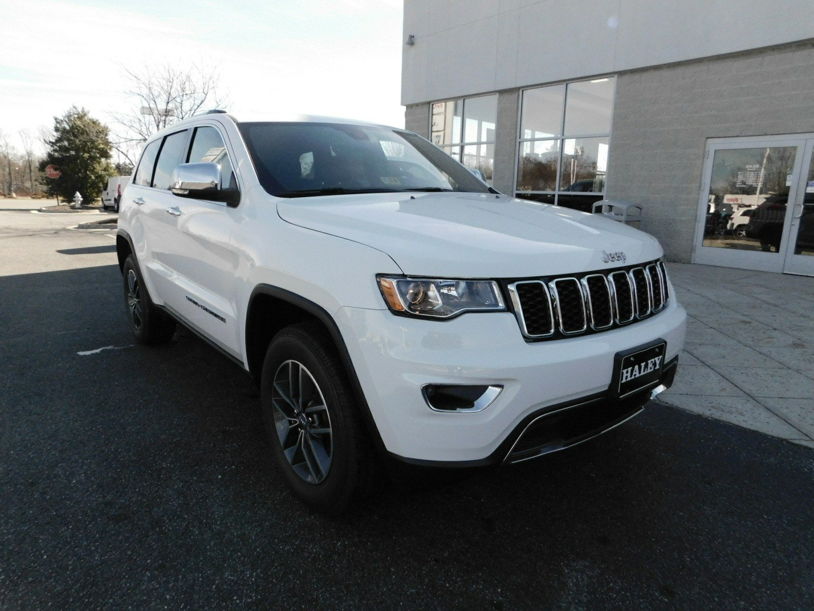 New 2018 JEEP Grand Cherokee Limited Sport Utility in Richmond ...