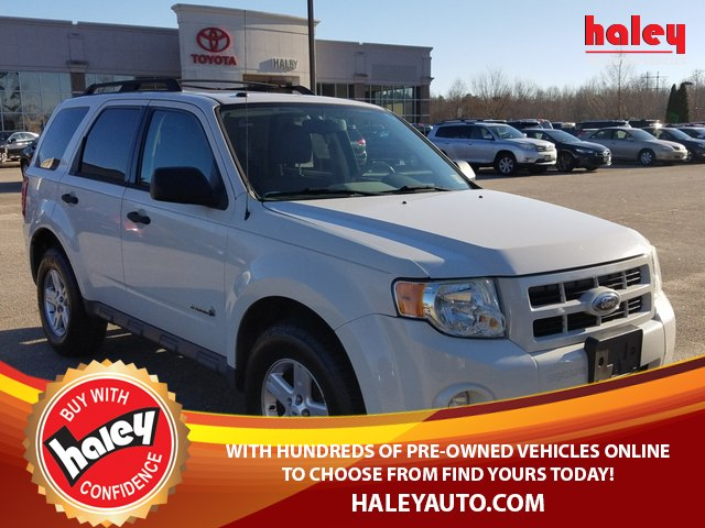 Pre Owned 2009 Ford Escape Hybrid Limited