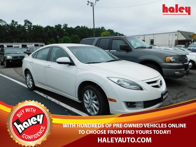 Pre Owned 2012 Mazda6 I Touring