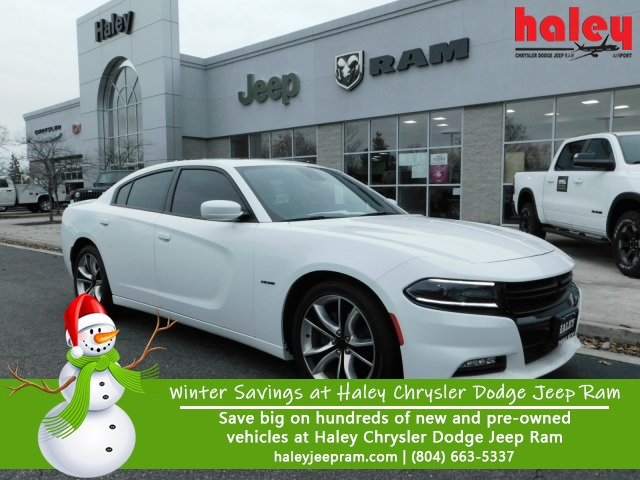 Pre Owned 2015 Dodge Charger R T Sedan In Richmond Cm0206 Haley