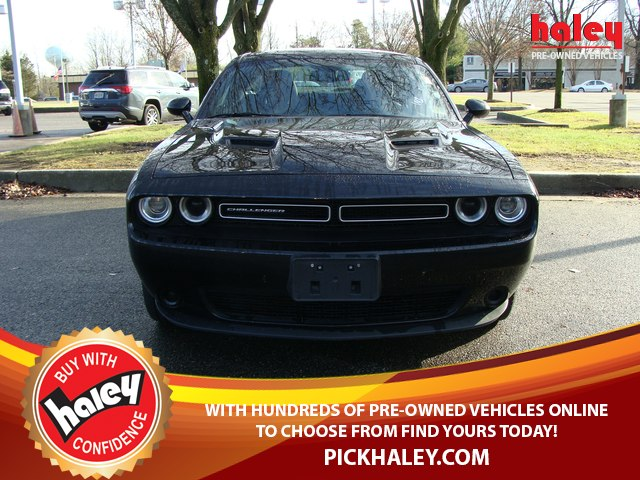 Pre Owned 2018 Dodge Challenger Sxt Coupe In Richmond Ab733 Haley