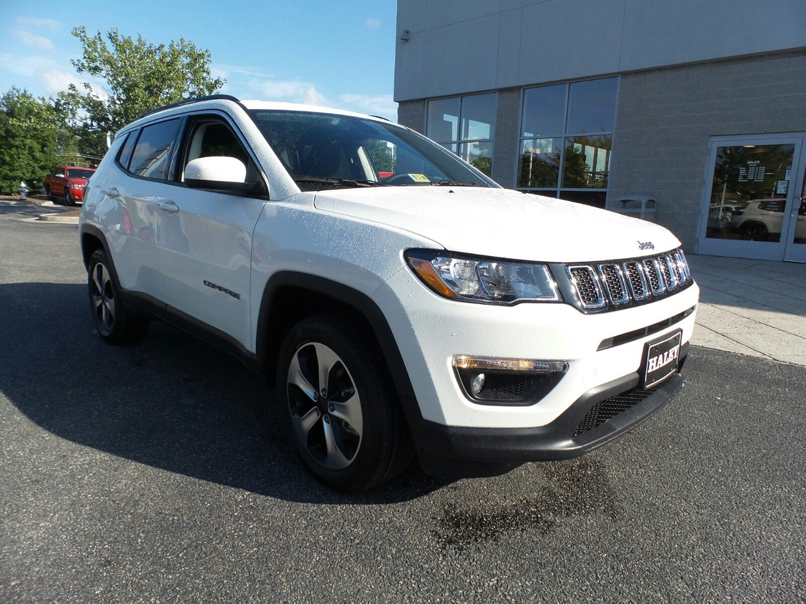 New 2018 JEEP Comp Latitude Sport Utility in Richmond #T144185 ...