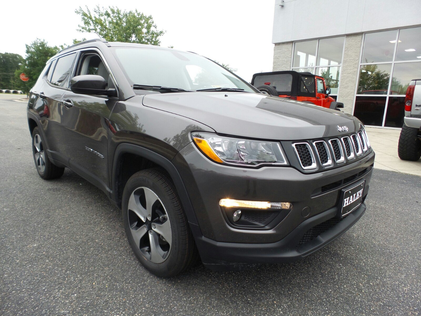 New 2018 JEEP Comp Latitude Sport Utility in Richmond #T144183 ...