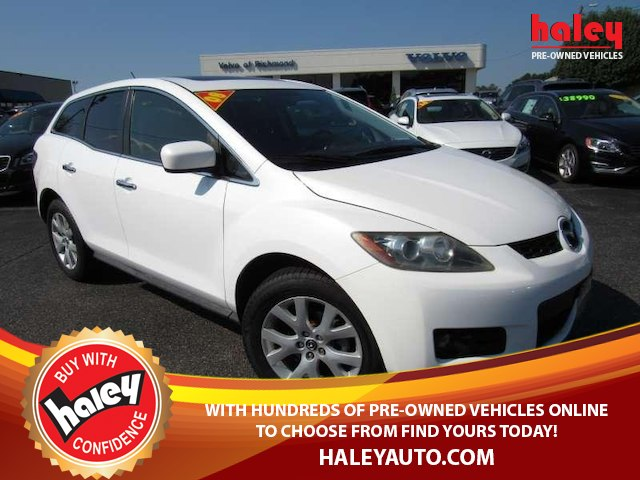 Pre Owned 2008 Mazda Cx 7 Touring
