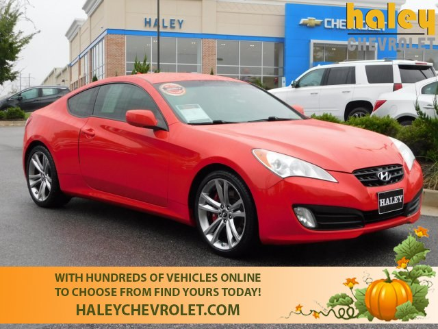 Pre Owned 2012 Hyundai Genesis Coupe 3.8 R Spec