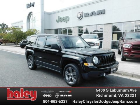 Pre Owned 2014 Jeep Patriot Latitude SUV In Richmond #W245501A | Haley  Chrysler Dodge Jeep Ram