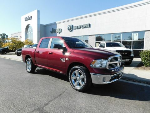New 2019 RAM DS6H98 Big Horn