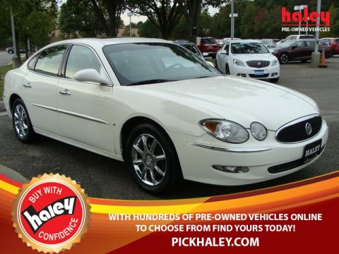 Pre-Owned 2006 Buick LaCrosse CXS