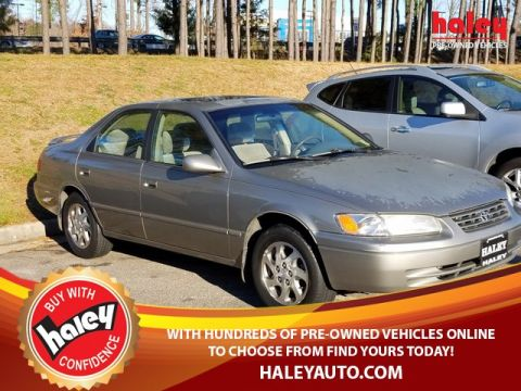 Pre-Owned 1999 Toyota Camry